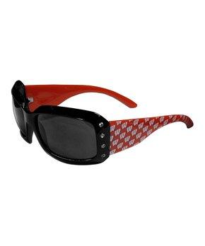 Oregon Ducks Rhinestone Sport Sunglasses