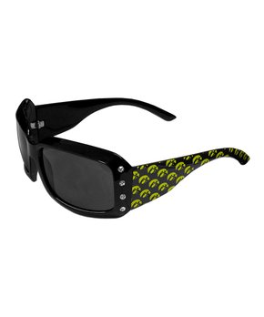 Wisconsin Badgers Rhinestone Sport Sunglasses