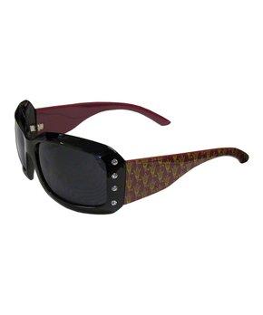 Iowa Hawkeyes Rhinestone Sport Sunglasses