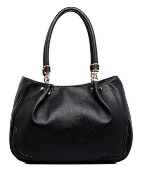 af0f12582c MKF Collection by Mia K. Farrow | Black Kira Shoulder Bag