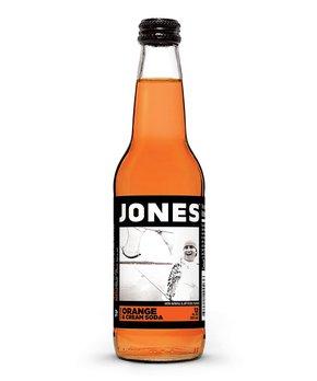 Jones Soda | Jones Orange & Cream Cane Sugar Soda - Set of 12