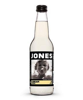 Jones Soda | Jones Cream Cane Sugar Soda - Set of 12