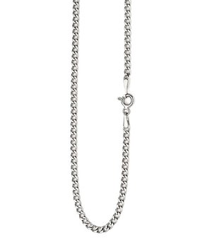Sevil 925 | Sterling Silver Cuban Chain Necklace