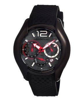 48e0bb1b1 ... Black Targaryen Automatic Leather-Strap Watch. all gone