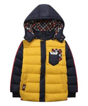 9e91c554db27b smiley face hooded puffer coat toddler  amp  boys