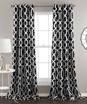Duck River Textile | Sage Conor Valance & Curtain Panel Set
