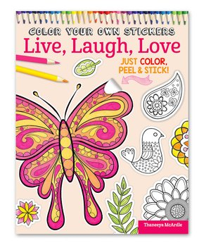 Coloring Books at $6.99 & Under | zulily
