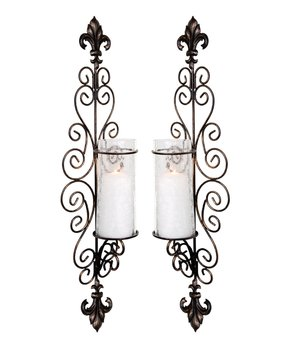 Home Essentials and Beyond | Della Corte Sconces - Set of Two