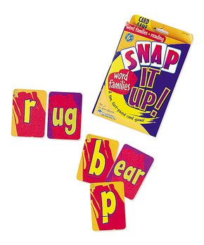 Learning Resources | Snap It Up! Phonics & Reading Game