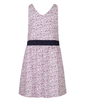 a695f74e4 Richie House | Navy Floral Backless Dress - Toddler & Girls