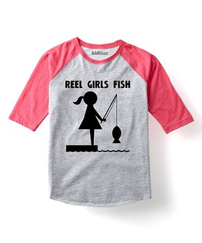a52b30bca40 all gone. Athletic Heather  Reel Girls Fish  Raglan Tee - Toddler   Girls ·  all gone. Volleyball Sublimated Knee-High Socks