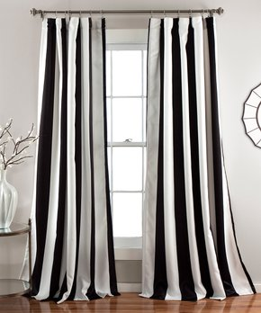 Duck River Textile | Taupe Daenerys Blackout Curtain Panel - Set of Two