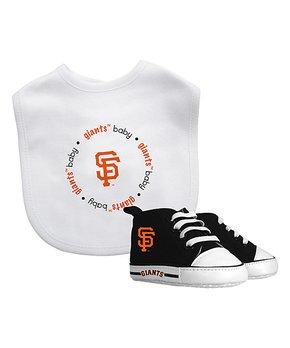 San Francisco 49ers Bib & Hi-Top Sneaker