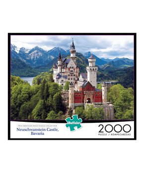 Outset Media | DoodleTown: 12 Days of Christmas 1000-Piece Puzzle