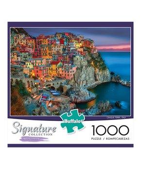 Buffalo Games | Cinque Terre 1,000-Piece Puzzle