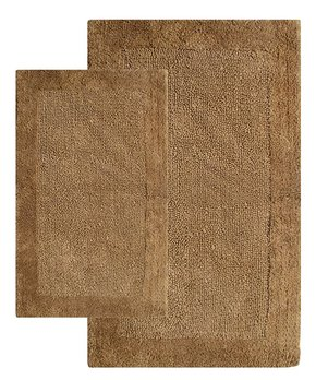 Affinity Home | Rust Casa Platino Cotton Oversize Towel - Set of Three