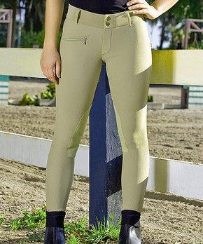 CHALLENGER Horse Saddle Western Lightweight Aluminum Stirrups Leather Non-Slip Tread 51RT04 Challenger Horsewear