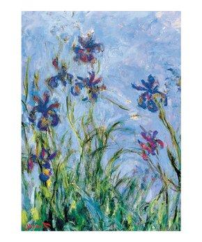 Eurographics | Claude Monet Irises 1,000-Piece Puzzle