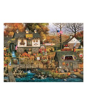 White Mountain Puzzles | Games We Loved 400-Piece Puzzle