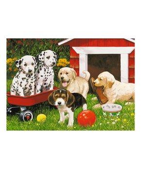 Ravensburger | Puppy Party 60-Piece Puzzle