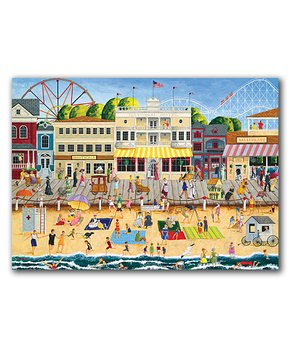Masterpieces | On the Boardwalk 1,000-Piece Puzzle