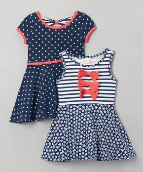 06d16a350 fuchsia black polka dot dress toddler girls 25329 2328595.html