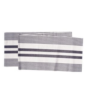C & F | Giselle Reversible Place Mat - Set of Six