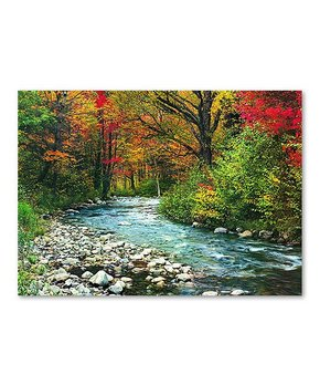 Eurographics | Forest Stream 1,000-Piece Puzzle