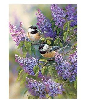 Cobble Hill | Chickadees & Lilacs 1,000-Piece Puzzle