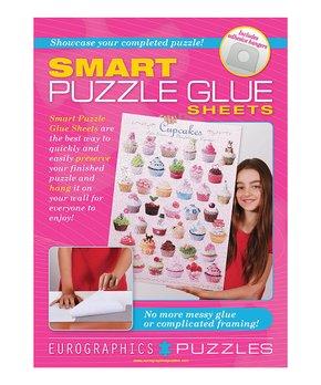 Eurographics | Smart Puzzle Glue Sheets