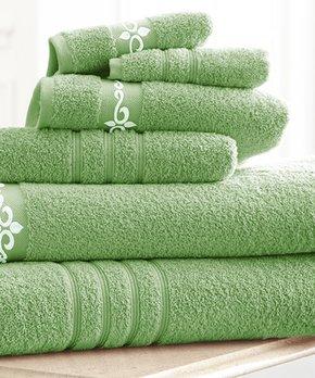 Affinity Linens | Copper Chevron Plush Two-Piece Bath Rug Set