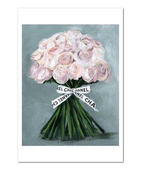 Jenn Seeley Art | Green Bison Art Print