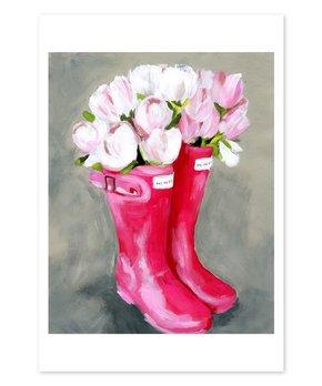 Oliver Gal | Fresh Cut Flowers Print