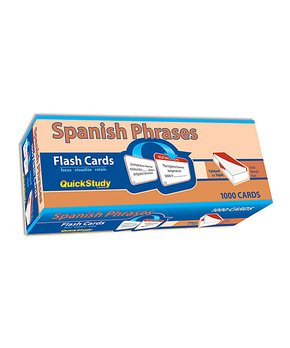 BarCharts | Spanish Phrase Flash Card Set
