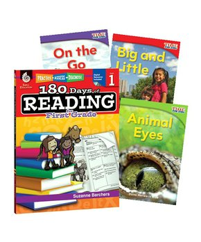 Evan-Moor Educational Publishers | Kindergarten At-Home Tutor Workbook Set