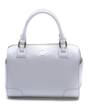 34e80bbbc50 all gone. Tory Burch   New Ivory Leather Satchel