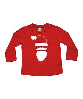 Rocket Bug Holiday Christmas Snowman Toddler and Big Kids Long Sleeve T-Shirt Baby