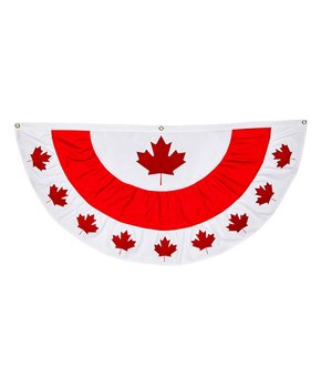 Evergreen | Canada Patriotic Bunting