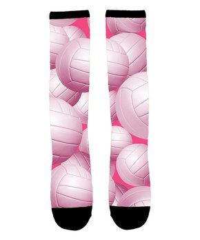 2276b18b491 all gone. Volleyball Sublimated Knee-High Socks
