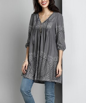 76cf9fbab22 Our Most Stylish Tunics, Just for You | Zulily