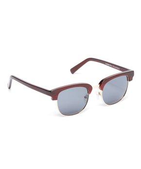 afd8750a628 ... Black Polarized Browline Sunglasses - Women · all gone