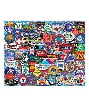 White Mountain Puzzles | Movies 1,000-Piece Puzzle