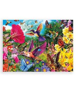 Buffalo Games | Hummingbird Garden 1,000-Piece Puzzle