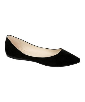 196c953303 all gone. Via Pinky Collection   Black Point Tatiana Ballet Flat