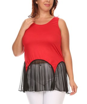 cf484c47f0f Got Time for Trendy Tops? | Plus | Zulily