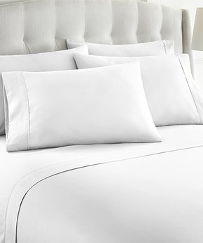 Hotel 5th Ave™ | White 1,000-Thread Count Cotton Sheet Set