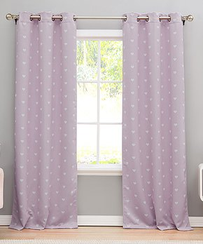 Duck River Textile | Teal & Taupe Harris Blackout Grommet Panel - Set of Two