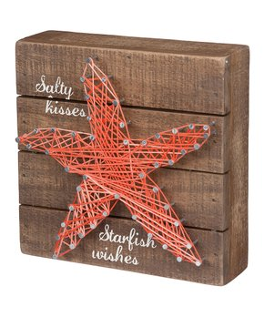 Primitives by Kathy | Starfish String Wall Art