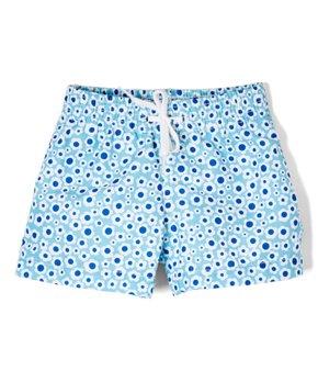 Azul Mustard KELP Board Shorts