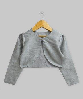 b4392d6508cbb Girls' Boleros - Crop Jackets for Girls on Sale at zulily | Zulily